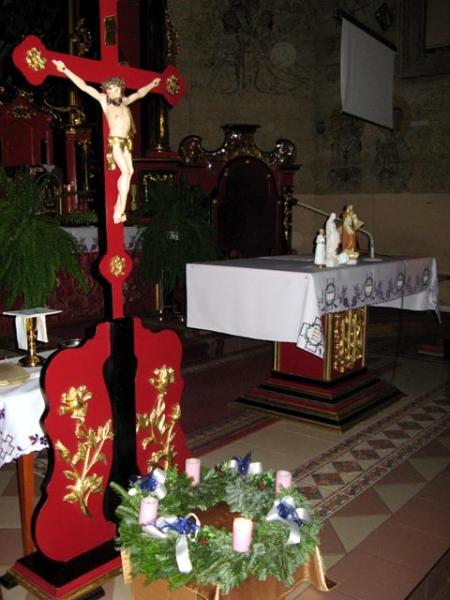 Parafia Zakliczyn